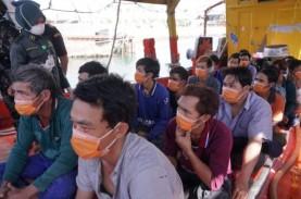 KKP Kembali Tangkap Kapal Ikan Asing Ilegal