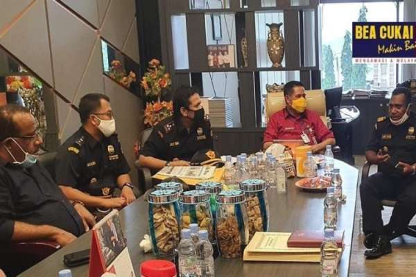 Dukung Papua Maju, Bea Cukai Rangkul Pemerintah Daerah Provinsi Papua