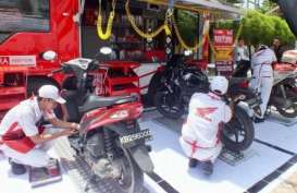 Masa PSBB, Layanan Home Service Motor Honda Melejit di Zona Merah