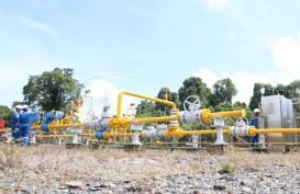 Pasar Lesu, Target Lifting Gas Turun Jadi 5.536 Mmscfd