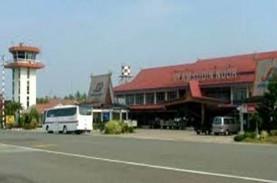 Bandara Banjarmasin Dibuka Kembali Pasca Insiden Pecah…