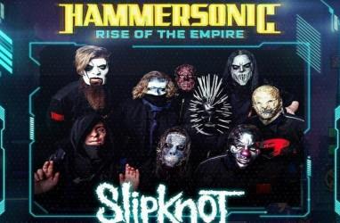 Slipknot Bakal Manggung di Hammersonic