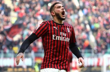 PSG Berharap Ada Titik Temu untuk Bek Milan Theo Hernandez