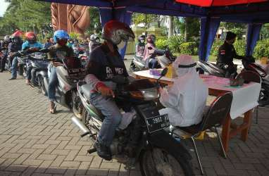 BIN Temukan 179 Warga Surabaya Reaktif dari Tes Cepat Covid-19