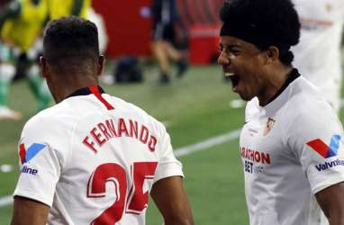 La Liga Dimulai Lagi, Sevilla Menang Derby vs Real Betis