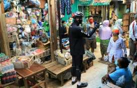 Pasar Mangkang Kumuh, Kepala Pasar Bolos Disidak Ganjar Pranowo