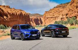Model X5 M Competition Tandai Produksi 5 Juta BMW di Amerika Serikat