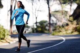Ternyata, Jogging 10 Menit Bisa Ubah 9.000 Molekul…