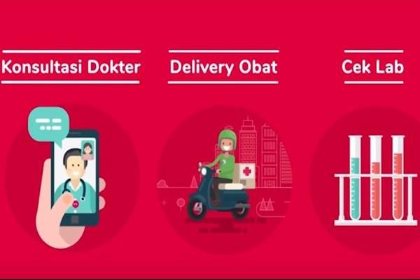"Halodoc hadirkan platform digital pelayanan kesehatan ""Halodoc Goes to Hospital (HG2H)"" - Youtube"