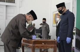 Ridwan Kamil Lantik 15 Pejabat Eselon II, Siapa Saja?