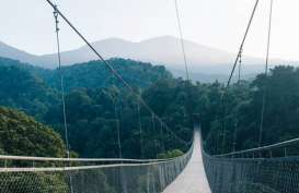 Kawasan Wisata Suspension Bridge Sukabumi Akan Dibuka Kembali