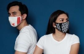 Desainer Ferry Sunarto Rancang Masker Kain Dengan Identitas Indonesia