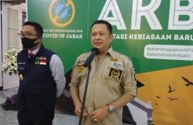 Ketua MPR: Hasil Monitor Kinerja Jawa Barat Tangani Covid Sangat Baik