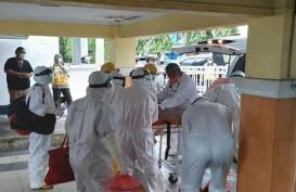 Kasus Positif Virus Corona di Sumut Pecahkan Rekor Baru Tertinggi