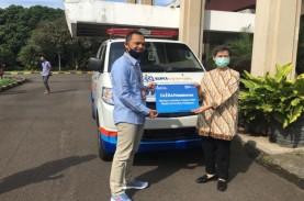 Bantu Penanganan Covid-19, BRI Syariah Hibahkan Ambulans…