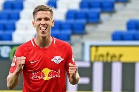 Hasil Bundesliga : Hajar Hoffenheim, Leipzig Amankan…
