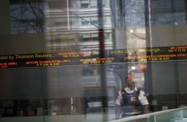 Penguatan Terbatas, Bursa Kanada Kalah Saing dari Bursa AS
