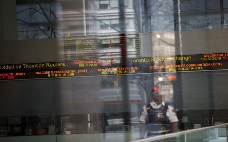 Toronto Stock Exchange (TSX) - Bloomberg