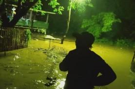 Banjir Landa Bantaeng, 4 Orang Hilang