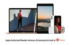 Apple Kini Buka Official Shop di Ecommerce