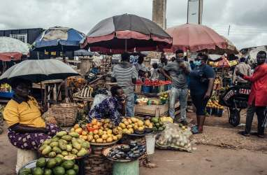 Marak Pedagang Positif Covid-19, Berikut Tips Aman Belanja di Pasar