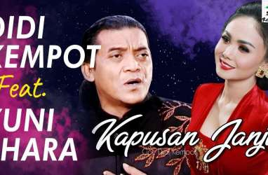 Inilah Lagu 'Kapusan Janji', Duet Terakhir Didi Kempot Bersama Yuni Shara