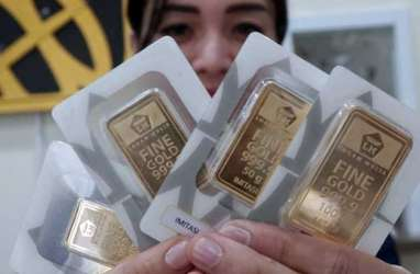 Harga Emas 24 Karat Antam Hari Ini, 14 Juni 2020