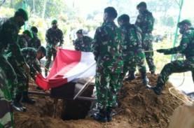Korban Meninggal Akibat Heli TNI AD Jatuh di Kendal…
