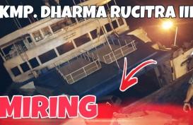 Pasca KMP Dharma Rucitra Kandas, Penyeberangan Padangbai Beroperasi lagi