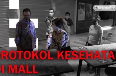 80 Mal di Jakarta Dibuka, Ini Tips Aman ke Mal dengan Protokol Covid-19