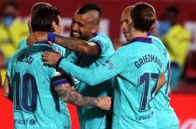 Tambah Satu Gol, Lionel Messi Mantapkan Posisi Top…
