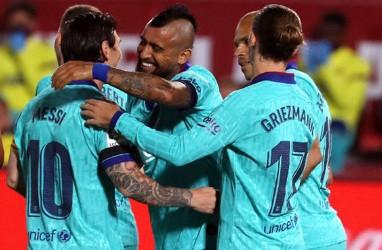 Tambah Satu Gol, Lionel Messi Mantapkan Posisi Top Skor La Liga