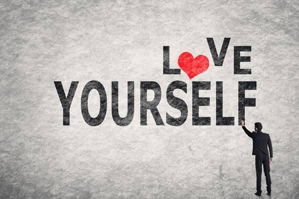 Ilustrasi - Mencintai diri sendiri - Istimewa