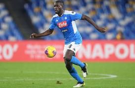 Napoli Bertahan di 100 Juta Pound, PSG Lupakan Koulibaly