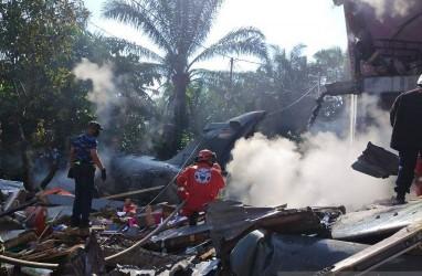 Pesawat Tempur Jatuh saat Latihan, TNI AU Masih Selidiki Penyebabnya