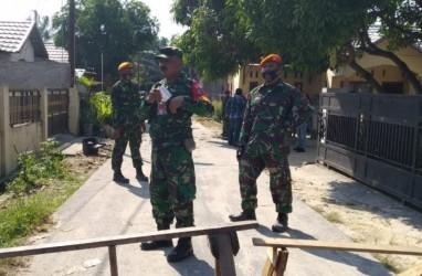 Pesawat Tempur Jatuh di Riau, Personel TNI AU Jaga Ketat Lokasi