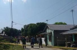 Pesawat Hawk TNI AU Jatuh di Kampar, 3 Rumah Warga Rusak
