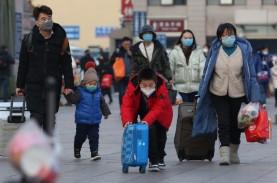 Risiko Penyebaran Covid-19 Gelombang Kedua, Beijing…