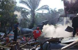 Kisah Warga tentang Pilot Jet Tempur TNI AU yang Jatuh di Riau