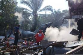 Kisah Warga tentang Pilot Jet Tempur TNI AU yang Jatuh…