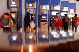 Transaksi Digital BCA Naik Pesat, di Kantor Cabang…