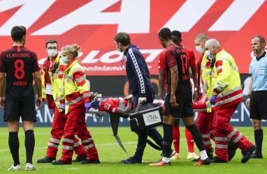 Penyerang Mainz 05 Taiwo Awoniyi Alami Gegar Otak Saat Lawan Augsburg