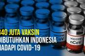 Airlangga Hartarto: Indonesia Butuh 340 Juta Vaksin Covid-19