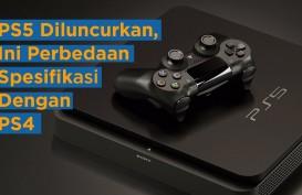 PS5 Diluncurkan, Ini Perbedaan Spesifikasi Dibandingkan dengan PS4
