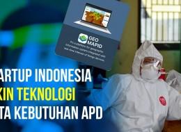 Startup MAPID Petakan Kebutuhan APD di Indonesia Lewat Aplikasi