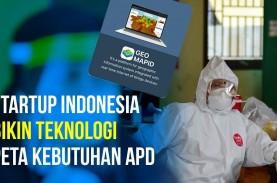 Startup MAPID Petakan Kebutuhan APD di Indonesia Lewat…