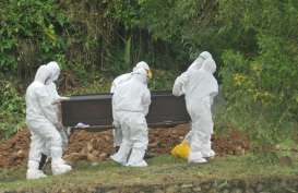 Update Corona 15 Juni: Angka Kematian di Jateng Tertinggi