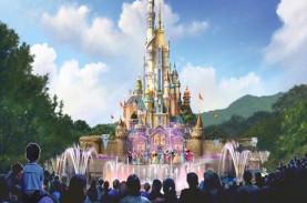 Disneyland Hong Kong Dibuka Pekan Ini