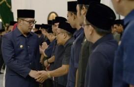 Ridwan Kamil Butuh Pejabat Eselon II yang Responsif