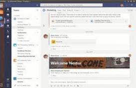 Microsoft Teams Hadirkan Fitur Baru, Mirip dengan Zoom